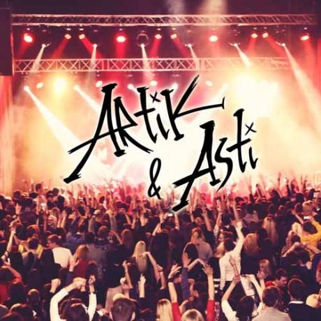 Artik pres. Asti — Vilnius 2014